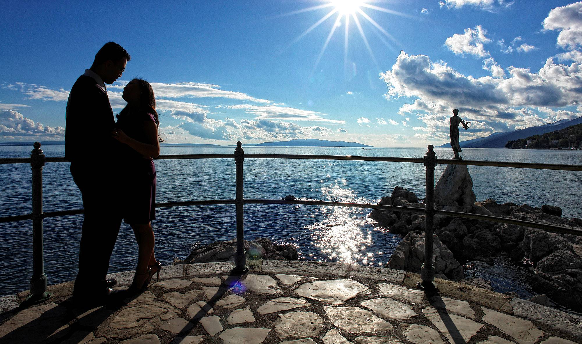 February in Opatija - the month of love