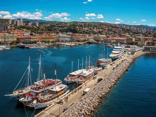 Explore the entire area – Rijeka, Trsat and Kastav