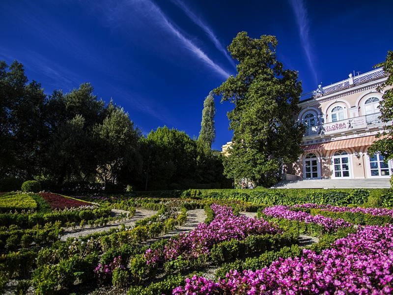 Villa Angiolina - Learn about the role of tourism in the history of Opatija