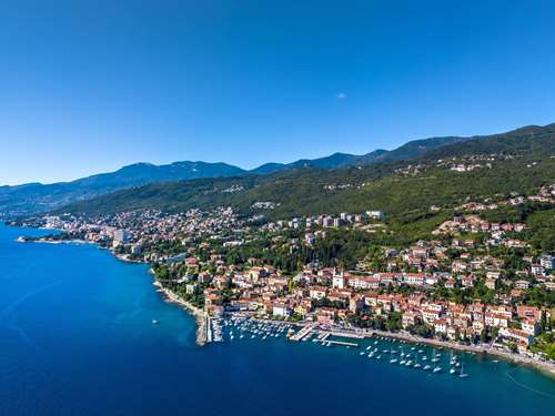 Boat trips along the Opatija Riviera