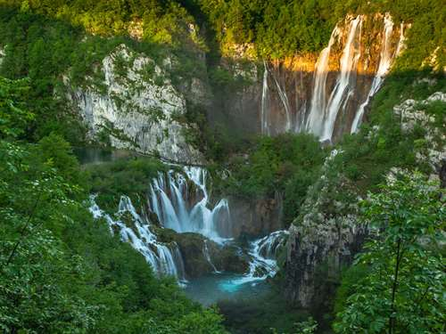 Visit Plitvice Lakes National Park