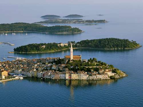 Go on the Istria Tour and discover the magic of this green peninsula